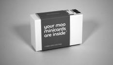 Moo Minicards inside