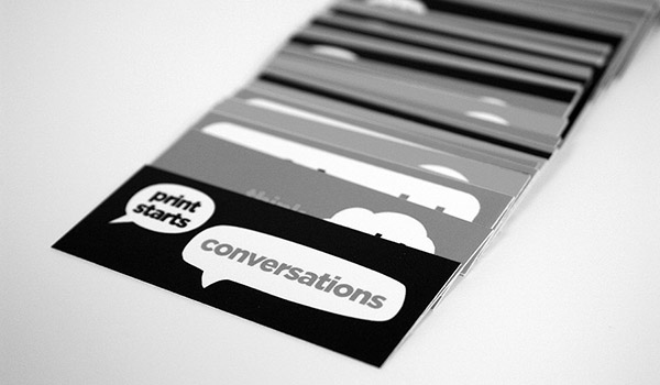 Start Print Conversation