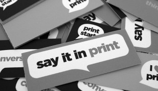 Printing can be fun
